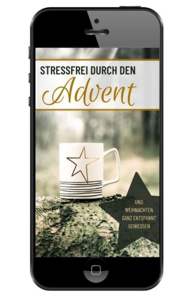 eBook Stressfrei durch den Advent